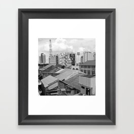 Phuket I Framed Art Print