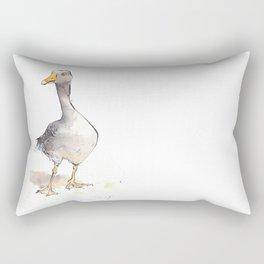 Sassy Goose Rectangular Pillow