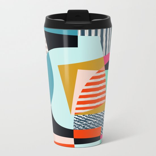 ColorShot Metal Travel Mug