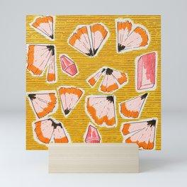 Pencil Shavings - Back to School Print Mini Art Print