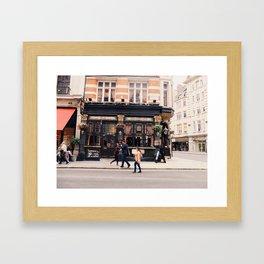 London love #4 Framed Art Print