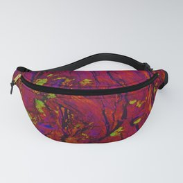 Psychedelic Trip #2 Fanny Pack