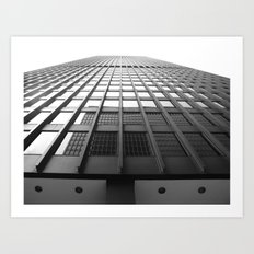 Chicago Building 1 Art Print
