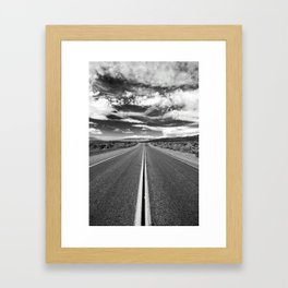 Mojave Framed Art Print