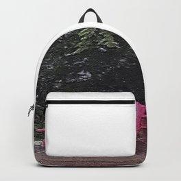 Algonquin Red Backpack