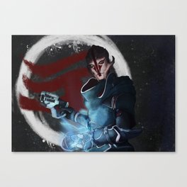 Nyreen Canvas Print