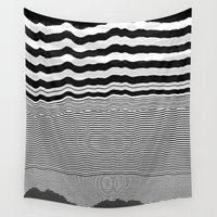 tchmo Wall Tapestries featuring Untitled 20140630w by tchmo