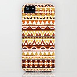 Aztec 1 iPhone Case