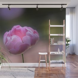 I am Pink Wall Mural