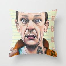 knotts, not knotts Throw Pillow