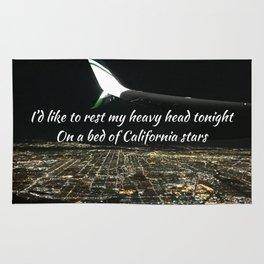 California Stars Rug