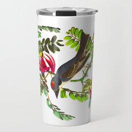 Piping Flycatcher Bird Travel Mug