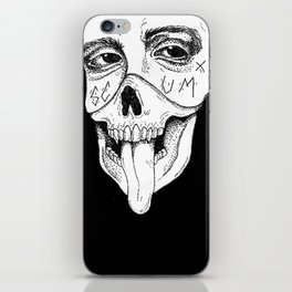 """Scum Yumm"" iPhone Skin"