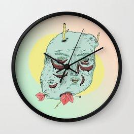 Caras Wall Clock