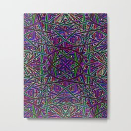 glowbugs Metal Print
