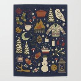 Winter Nights Poster