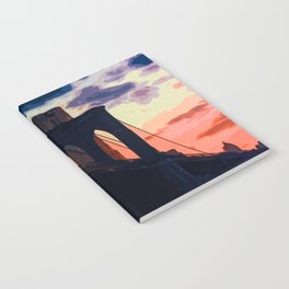 Sunsets of New York Notebook