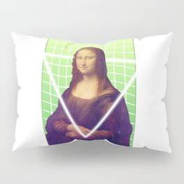 Mona Lisa Aesthetic Pillow Sham