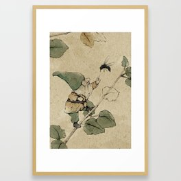 Fable #5 Framed Art Print