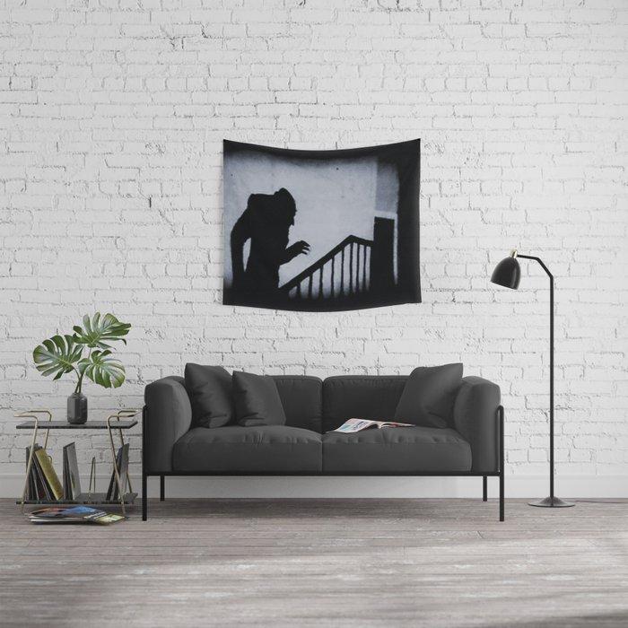 Nosferatu Classic Horror Movie Wall Tapestry