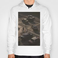 street Hoodies featuring Street by juzclick227