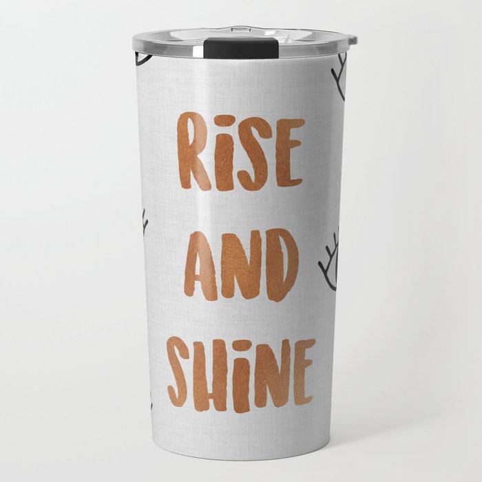 Rise & Shine Travel Mug