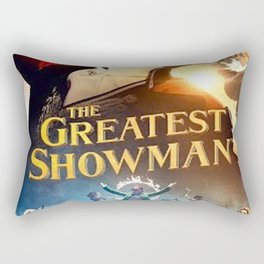 This Is The Greatest Show Rectangular Pillow