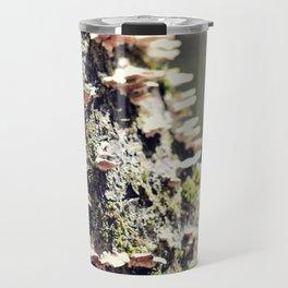 Ascending Shrooms Travel Mug