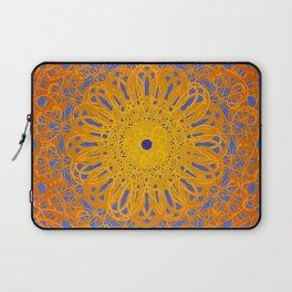 Symmetry 12: Sunflower Laptop Sleeve