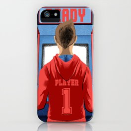 Insert Coin iPhone Case