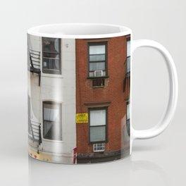New York City Street Coffee Mug