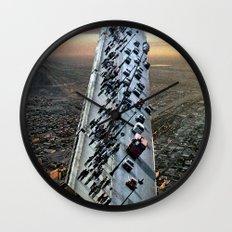 Mile 604 Wall Clock