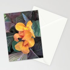 Canna Lily Stationery Cards