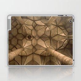 Looking Up - Mondsee Abbey, Salzburg Laptop & iPad Skin