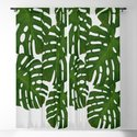 Monstera Leaf I by paperpixelprints
