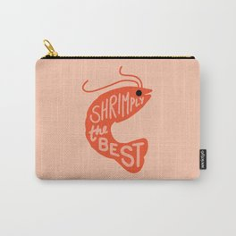 Shrimply the Best Carry-All Pouch