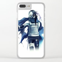 anbu Clear iPhone Case