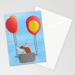 Fred Stationery Cards