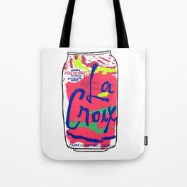 passionfruit La Croix or death Tote Bag