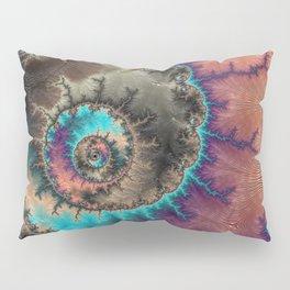 Spiraling Down Pillow Sham