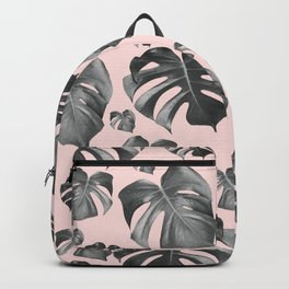 Tropical Monstera Pattern #6 #tropical #decor #art #society6 Backpack