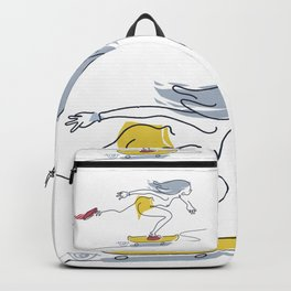 Dana flow One [pasty] Backpack