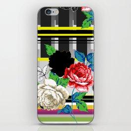 Chintz Rose iPhone Skin