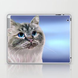 Mandula, the birmann Laptop & iPad Skin