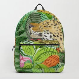 Jungle animals Backpack