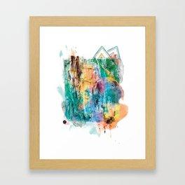 La Reserva Framed Art Print