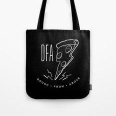 DFA Black Tote Bag