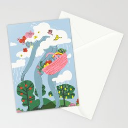 The Giantess Stationery Cards