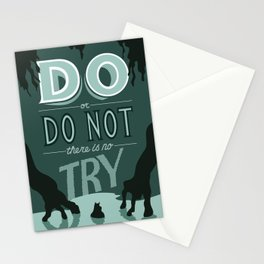 Do or Do Not Stationery Cards