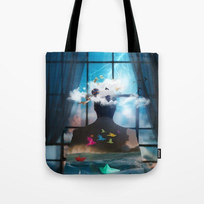 Melancholia by GEN Z Tote Bag